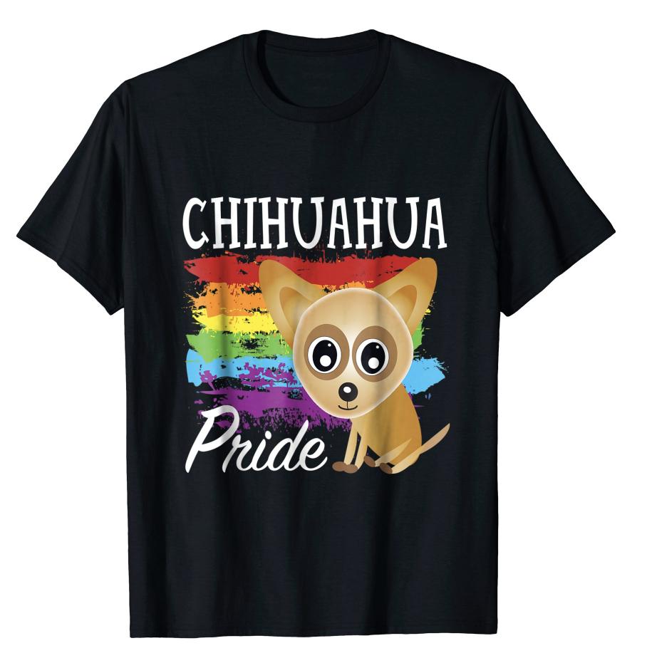 Chihuahua Pride T-shirt