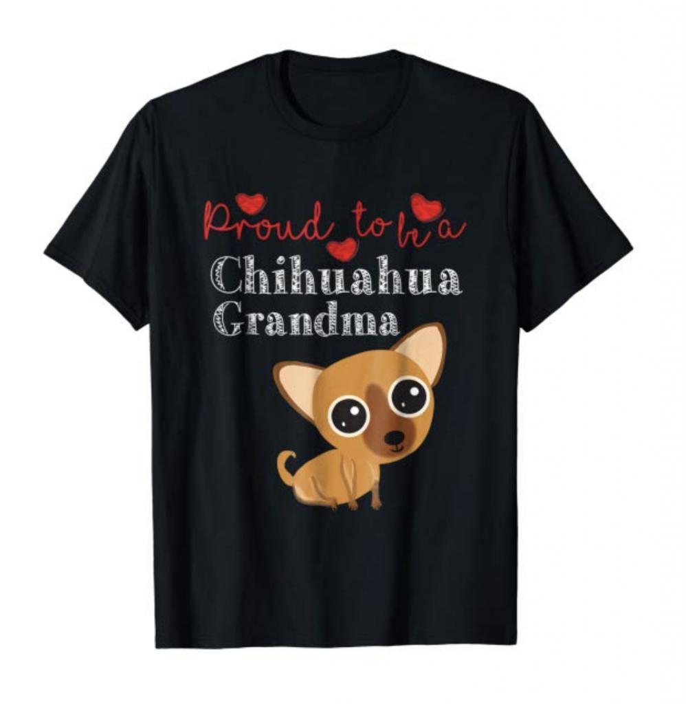 Proud Chihuahua Grandma
