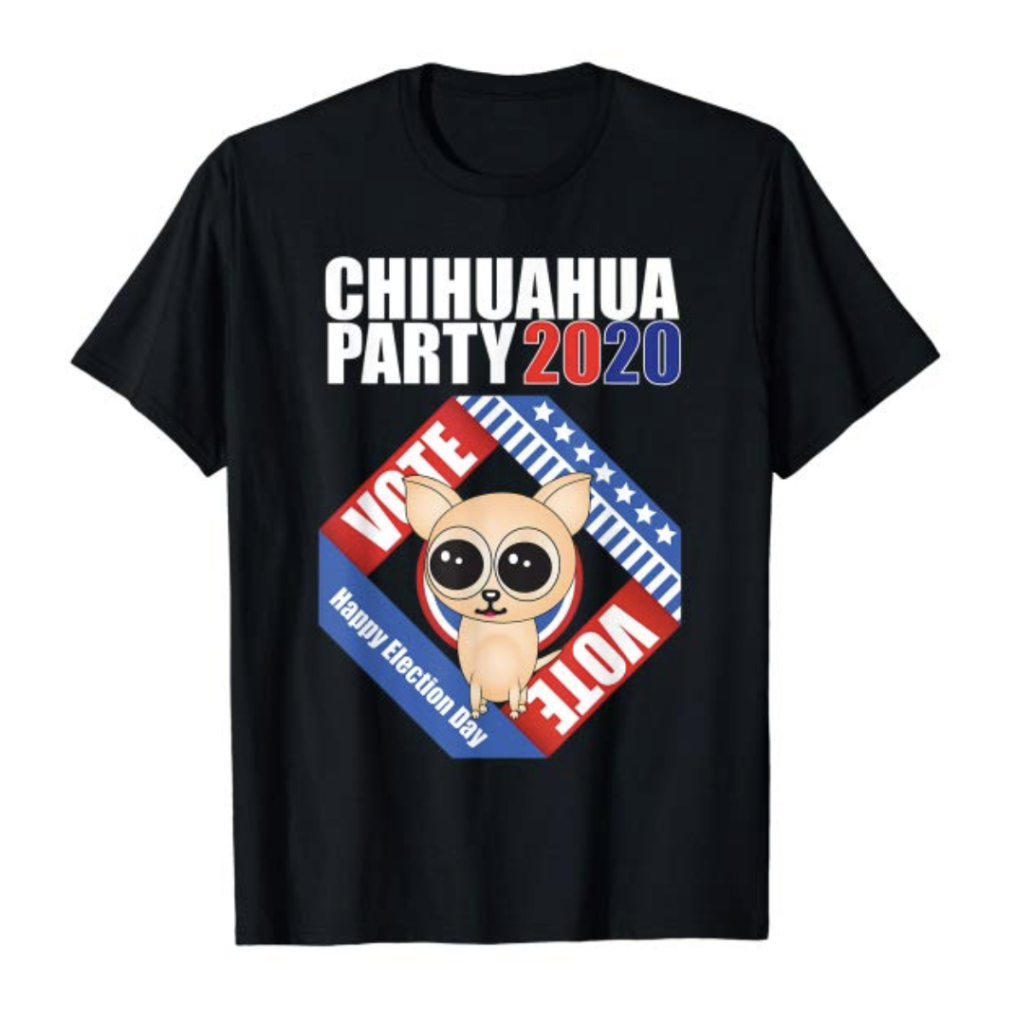 Vote Chihuahua Party 2020